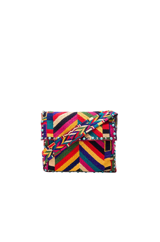Image 1 of Valentino Santeria Shoulder Bag in Multi
