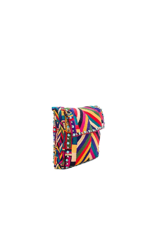 Image 3 of Valentino Santeria Shoulder Bag in Multi