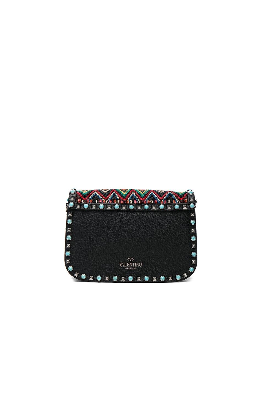 Image 2 of Valentino Santeria Shoulder Bag in Multi