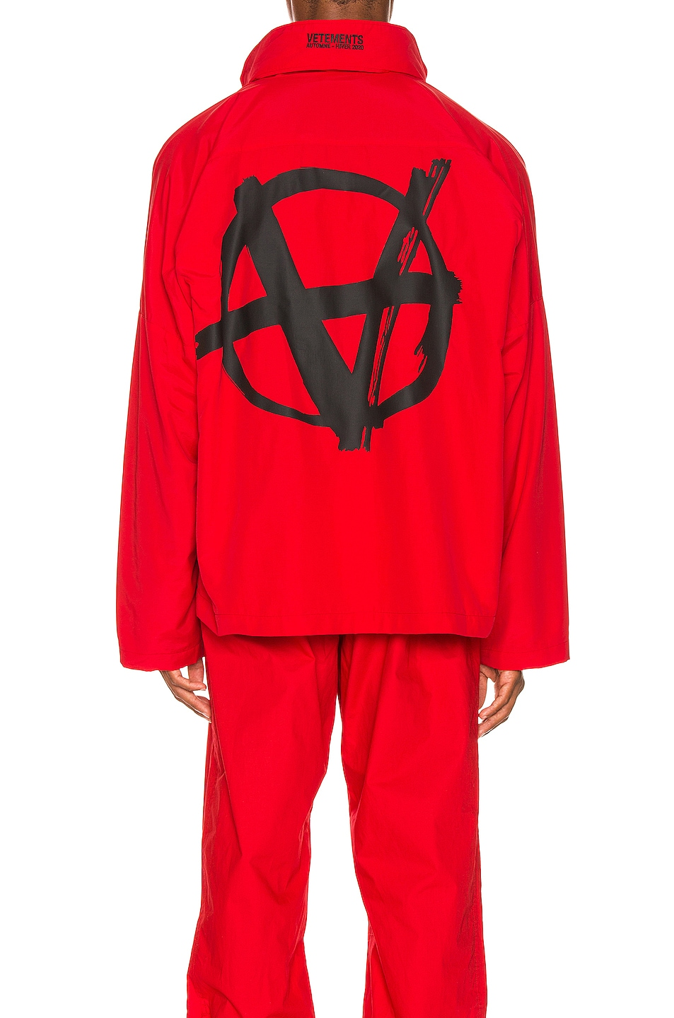 Vetements Jackets Anarchy Tracksuit Jacket