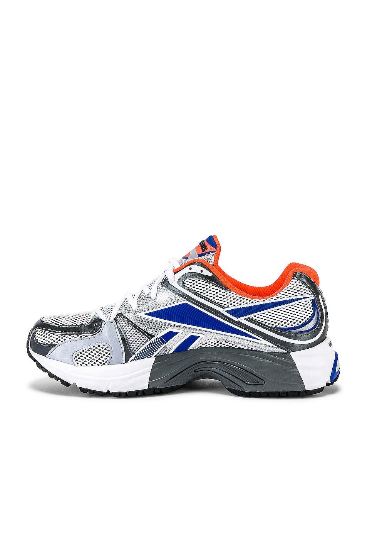 Image 5 of VETEMENTS Spike Runner 200 Sneaker in Fluo Orange