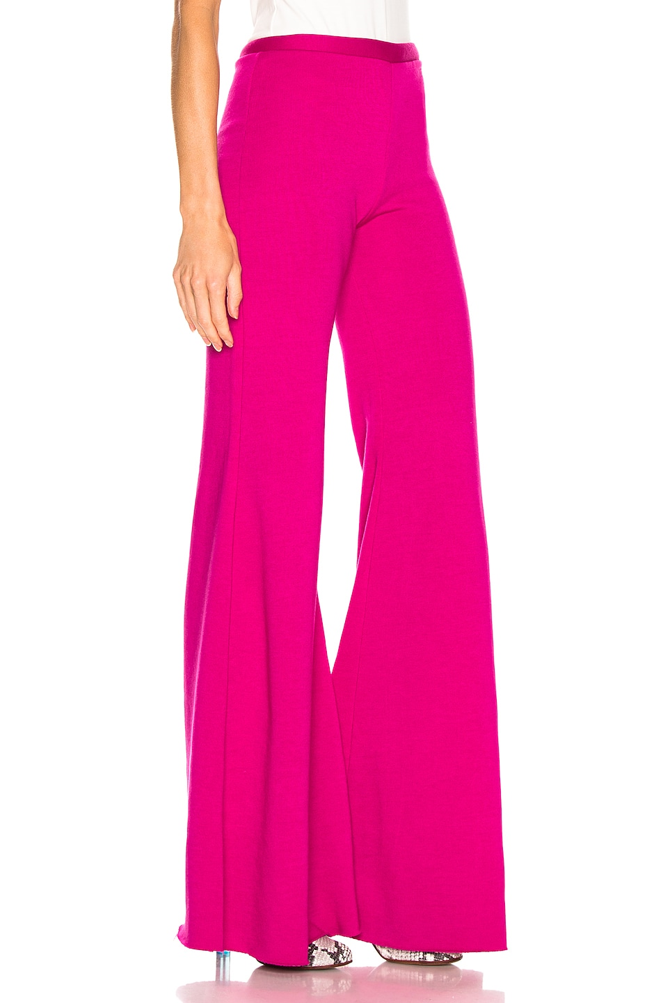 Image 2 of VETEMENTS Evening Jogging Pant in Fuchsia