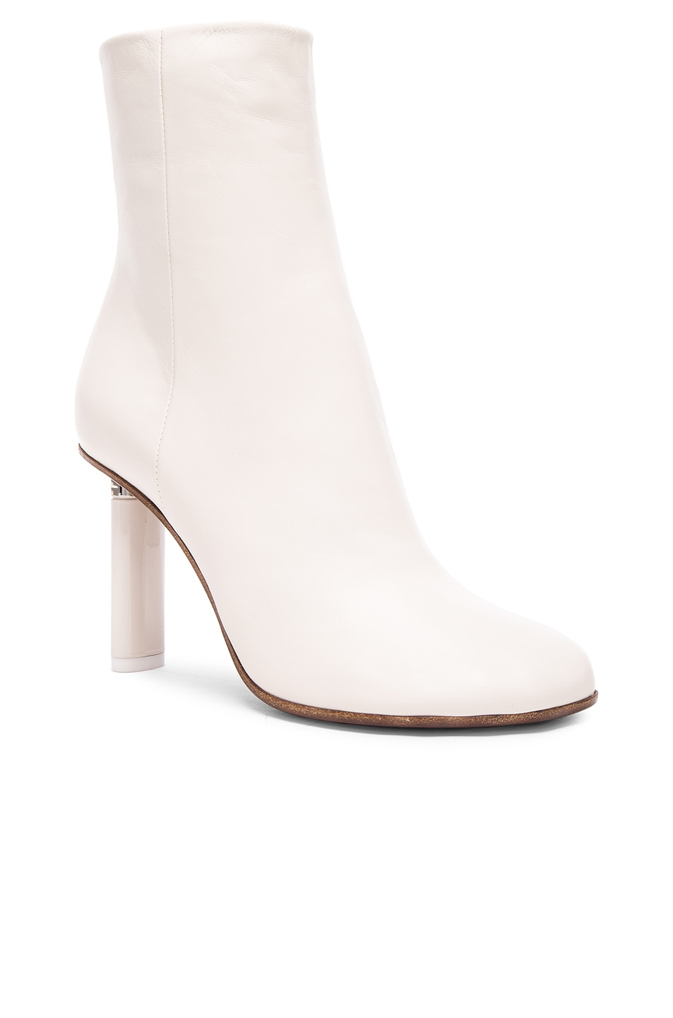 Vetements Leather Ankle Boots 9AGN6iprOe