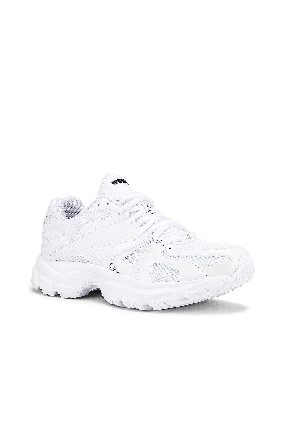 Image 2 of VETEMENTS Spike Runner 200 Sneakers in White