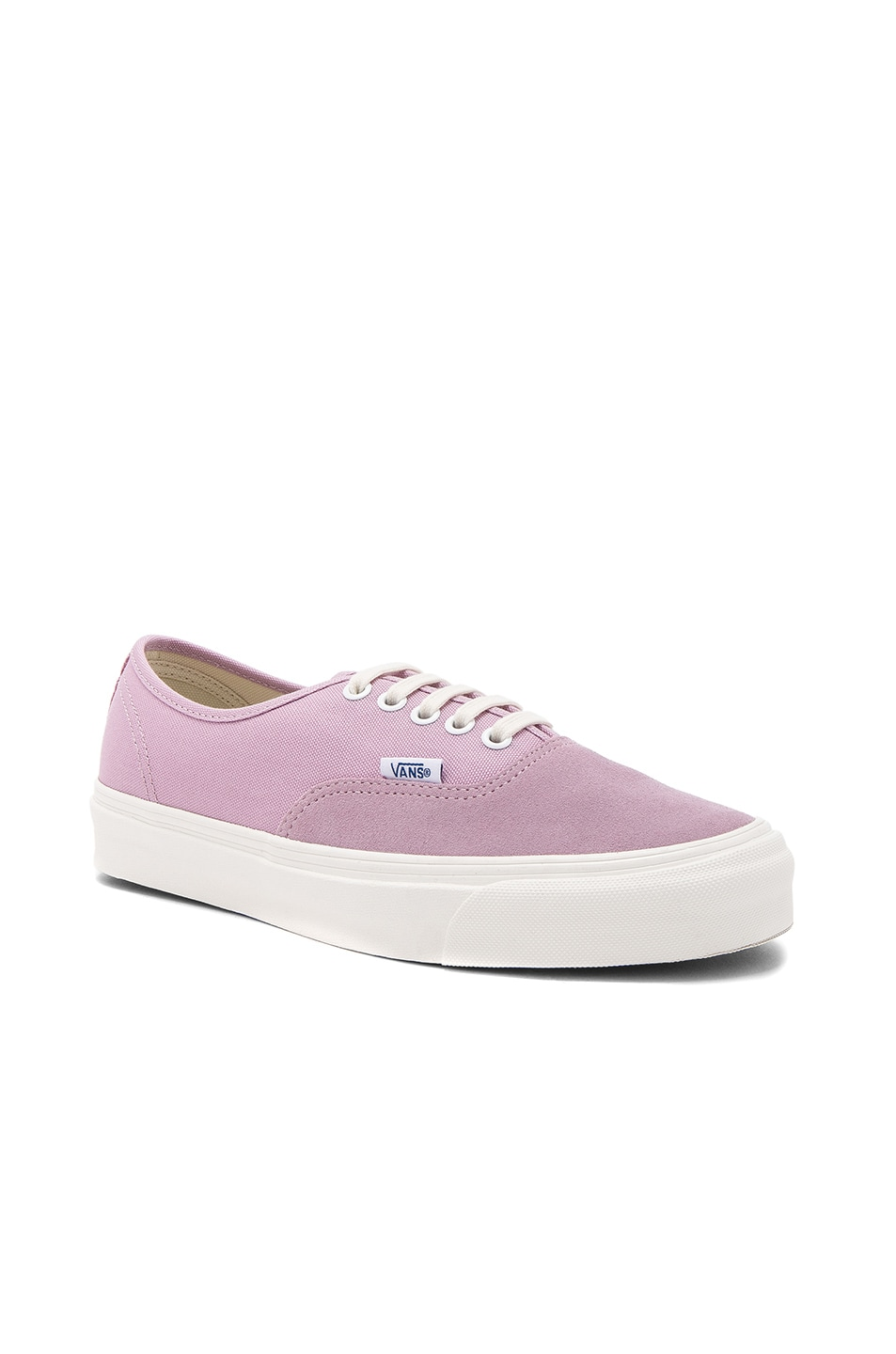 a6ae20d4e7 Image 1 of Vans Vault Canvas OG Authentic LX in Fragrant Lilac
