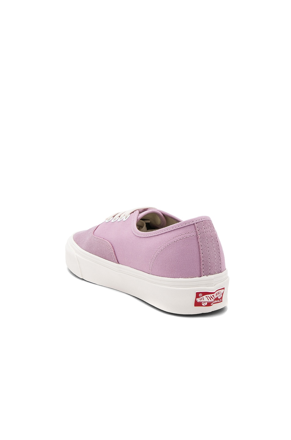 7df6bbc8ac13fb Image 3 of Vans Vault Canvas OG Authentic LX in Fragrant Lilac
