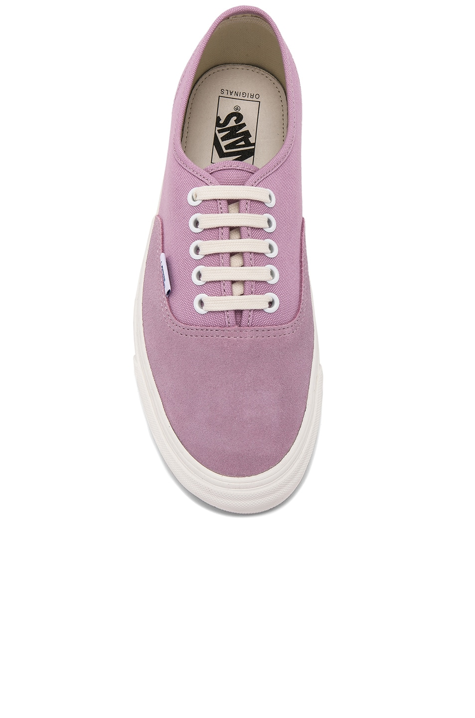 b769e3248ae1 Image 4 of Vans Vault Canvas OG Authentic LX in Fragrant Lilac