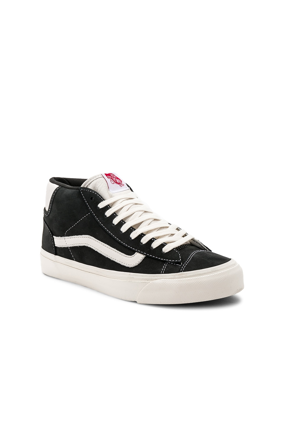 Image 1 of Vans Vault OG Mid Skool LX in Black