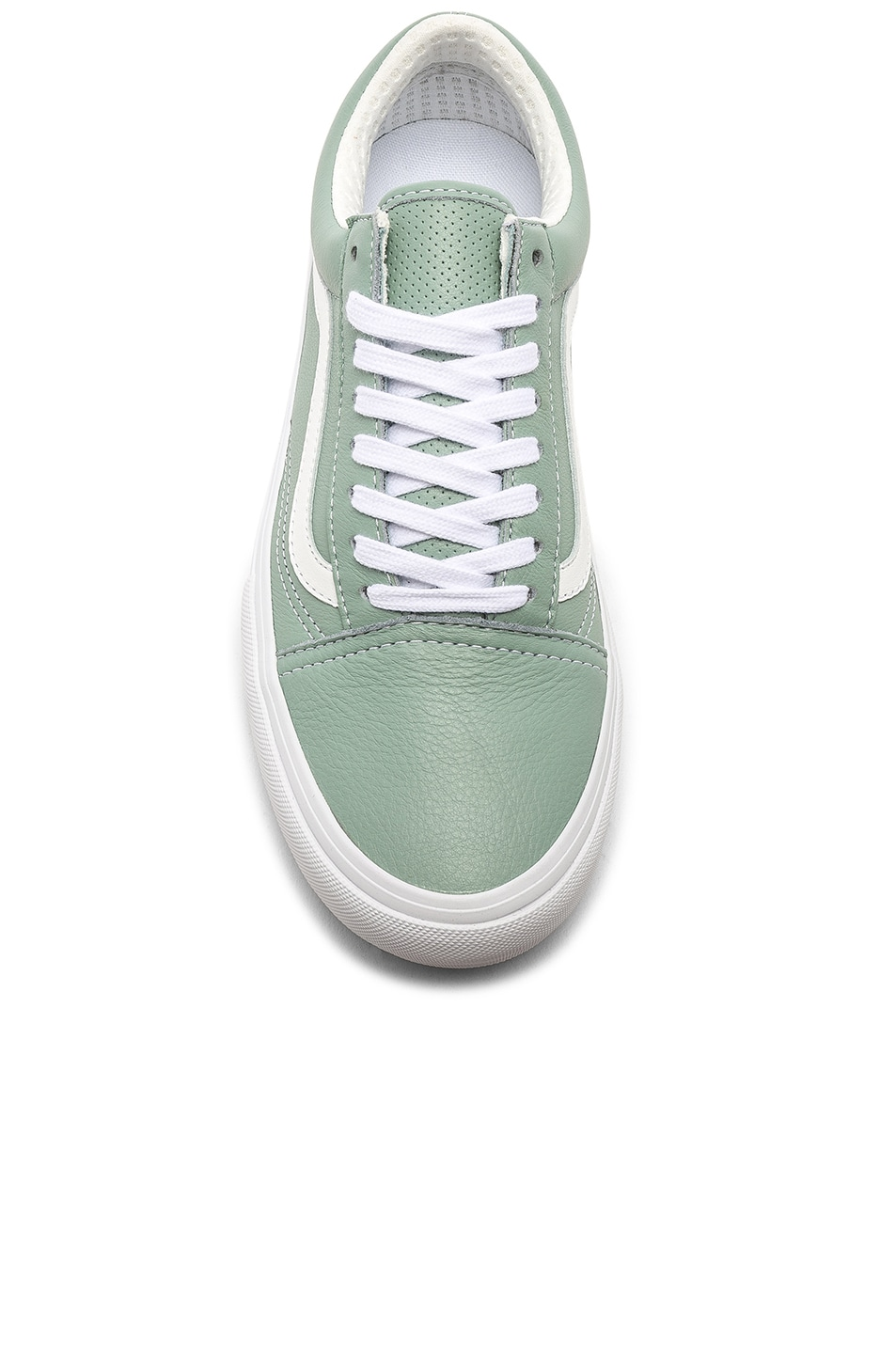 Image 4 of Vans Vault Italian Leather Old Skool VLT LX in Cielo e845d239b