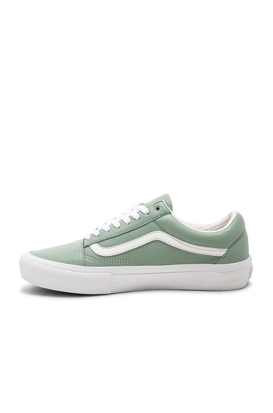 Image 5 of Vans Vault Italian Leather Old Skool VLT LX in Cielo 9c4a60941