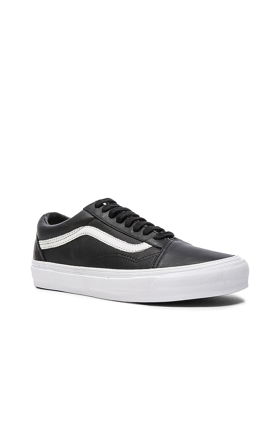 5de60f0202dc31 Image 2 of Vans Vault OG Leather Old Skool LX in Black