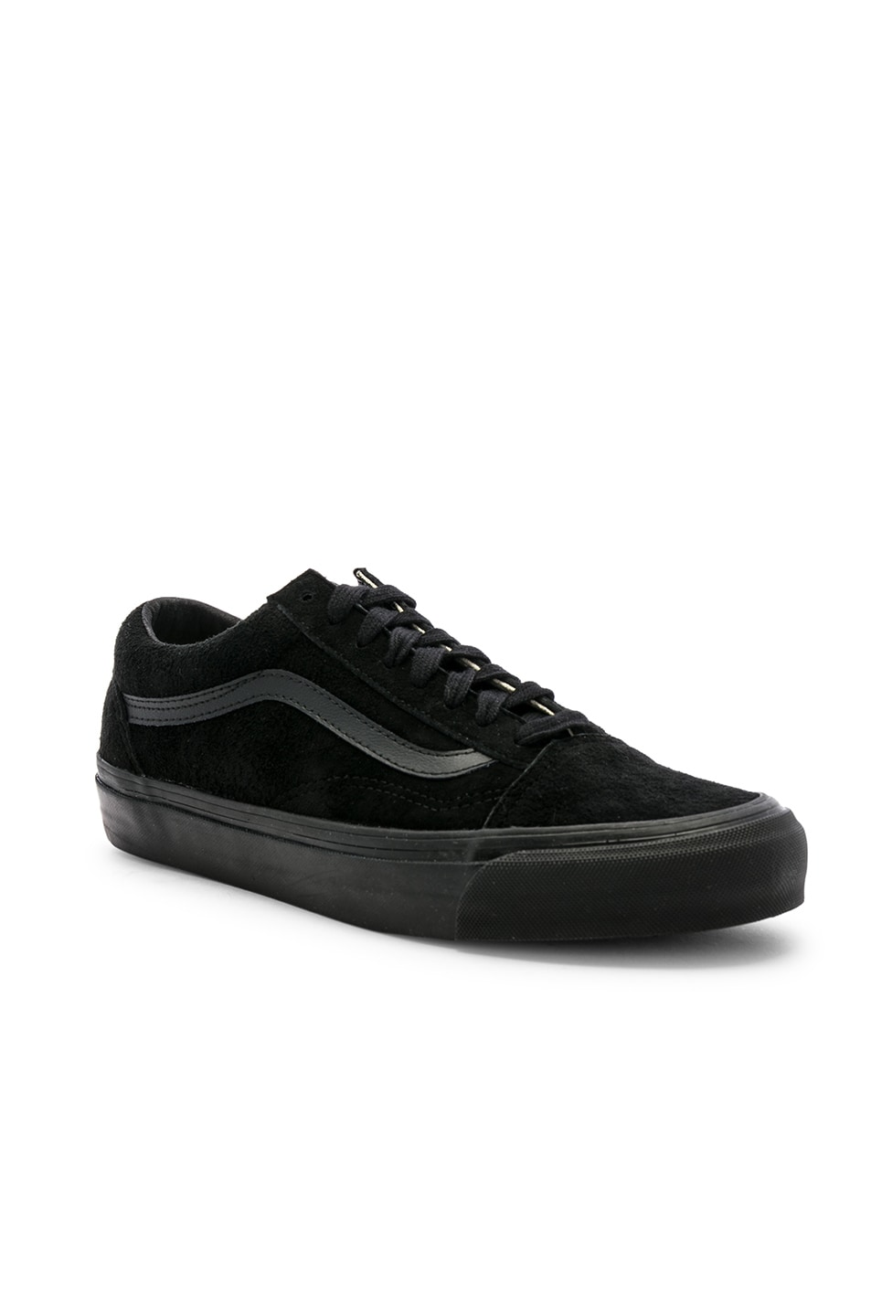 Image 1 of Vans Vault OG Old Skool LX in Black