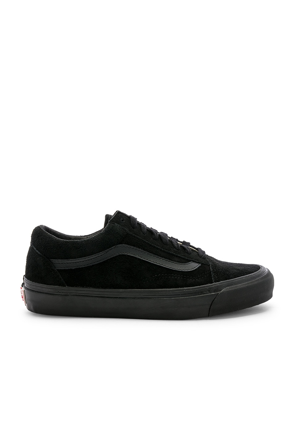 Image 2 of Vans Vault OG Old Skool LX in Black