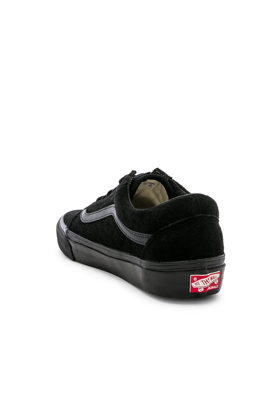 Image 3 of Vans Vault OG Old Skool LX in Black