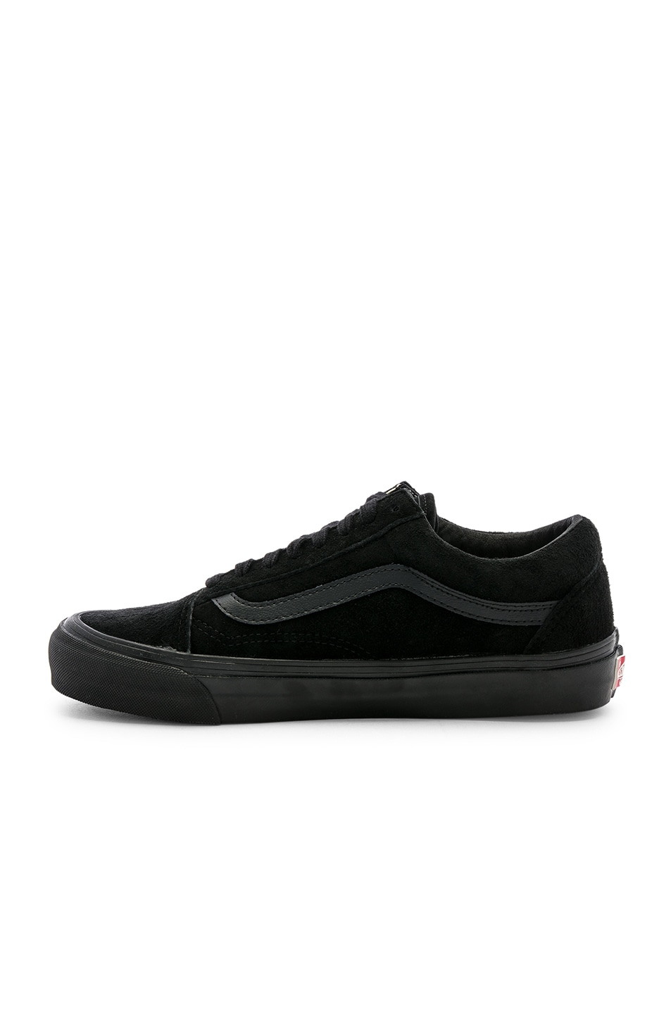 Image 5 of Vans Vault OG Old Skool LX in Black
