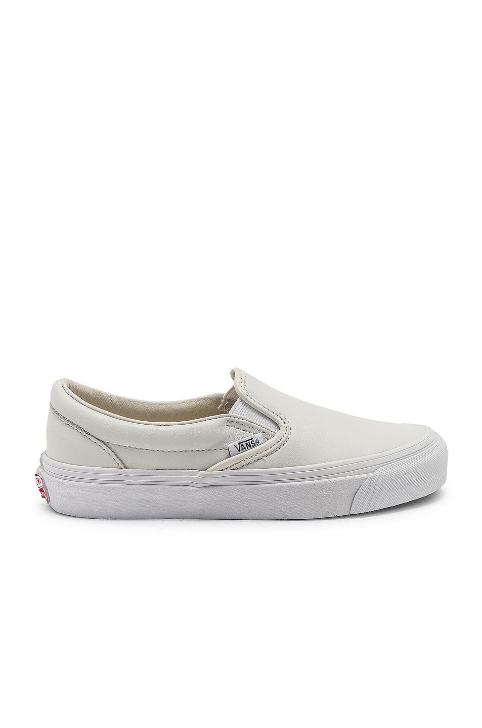 Image 1 of Vans Vault OG Classic Slip-On LX in White