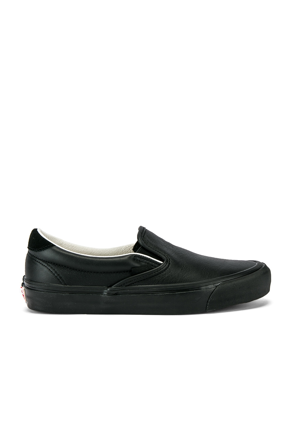 Image 1 of Vans Vault OG Slip-On 59 LX in Black