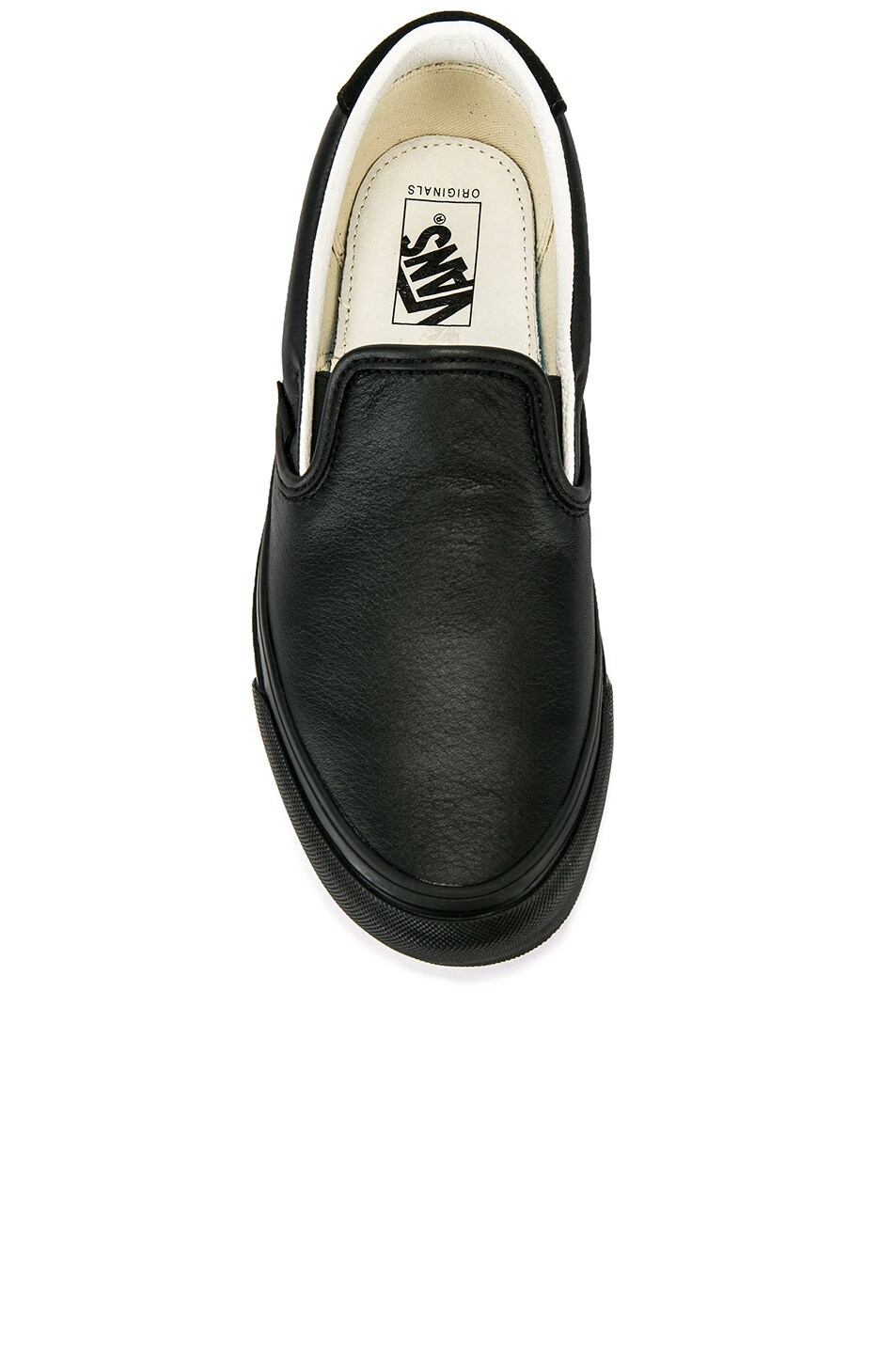 Image 4 of Vans Vault OG Slip-On 59 LX in Black