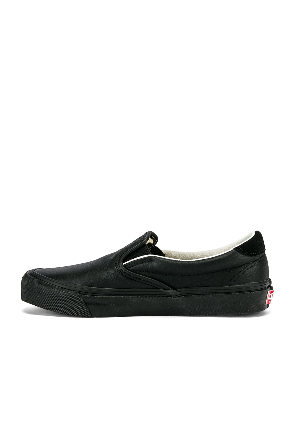 Image 5 of Vans Vault OG Slip-On 59 LX in Black