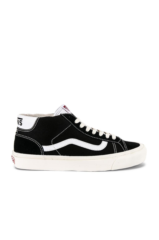 Image 1 of Vans Vault OG Mid Skool 37 LX in Black