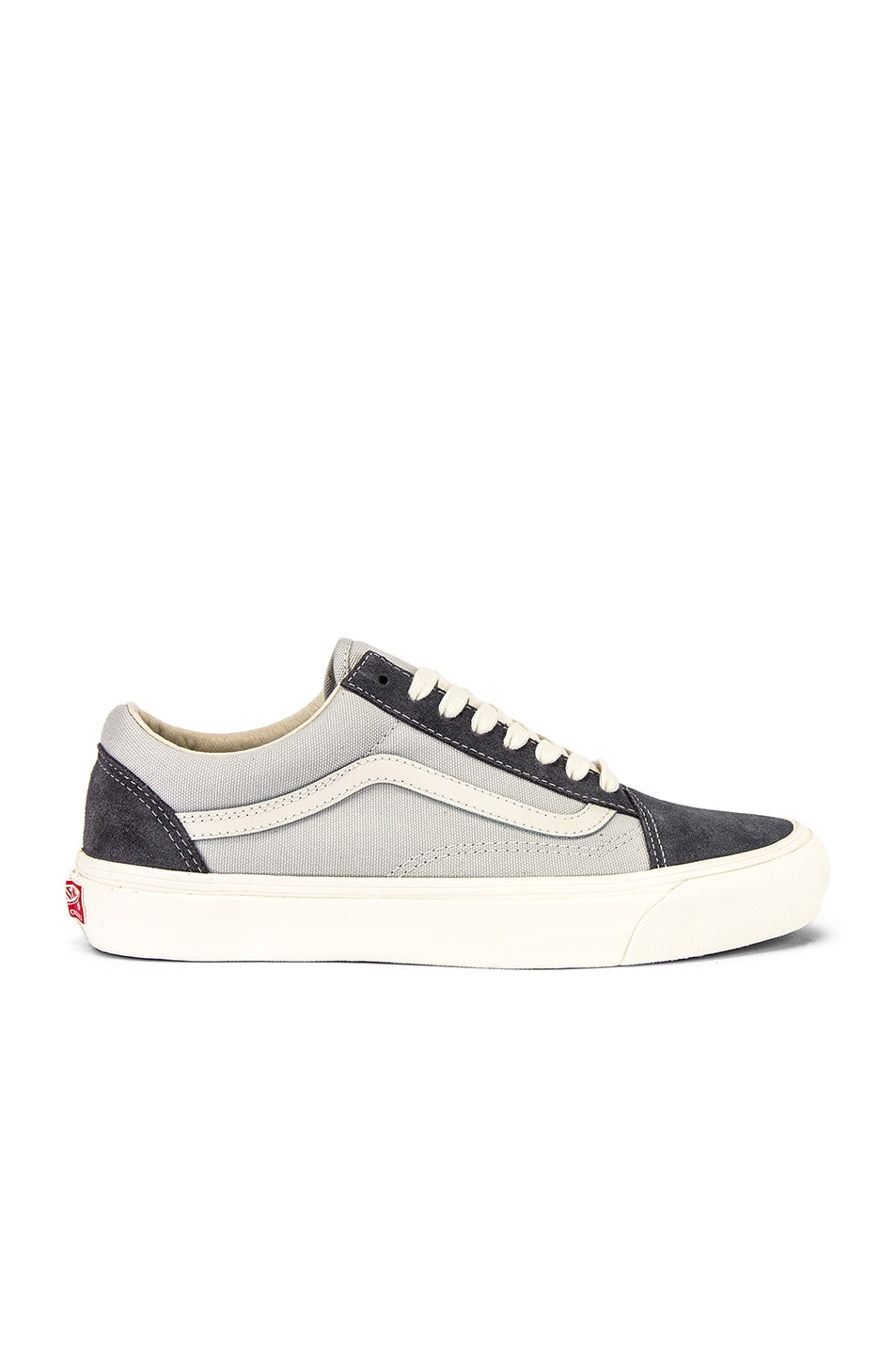 Image 1 of Vans Vault OG Style Old Skool LX in Pearl Gray & Multi