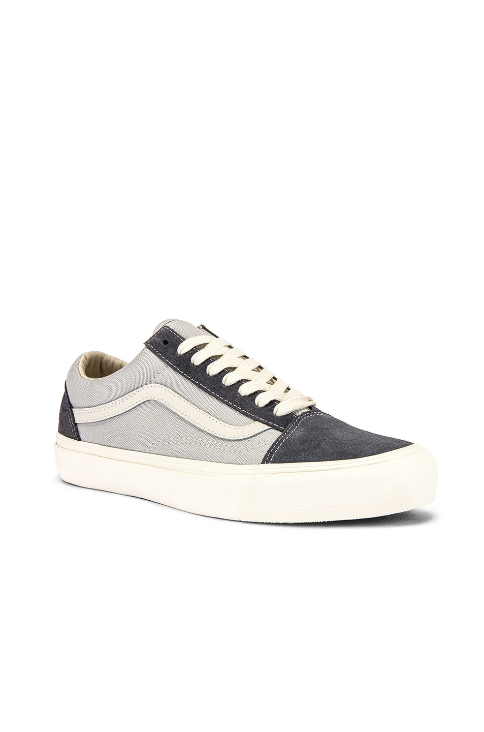 Image 2 of Vans Vault OG Style Old Skool LX in Pearl Gray & Multi