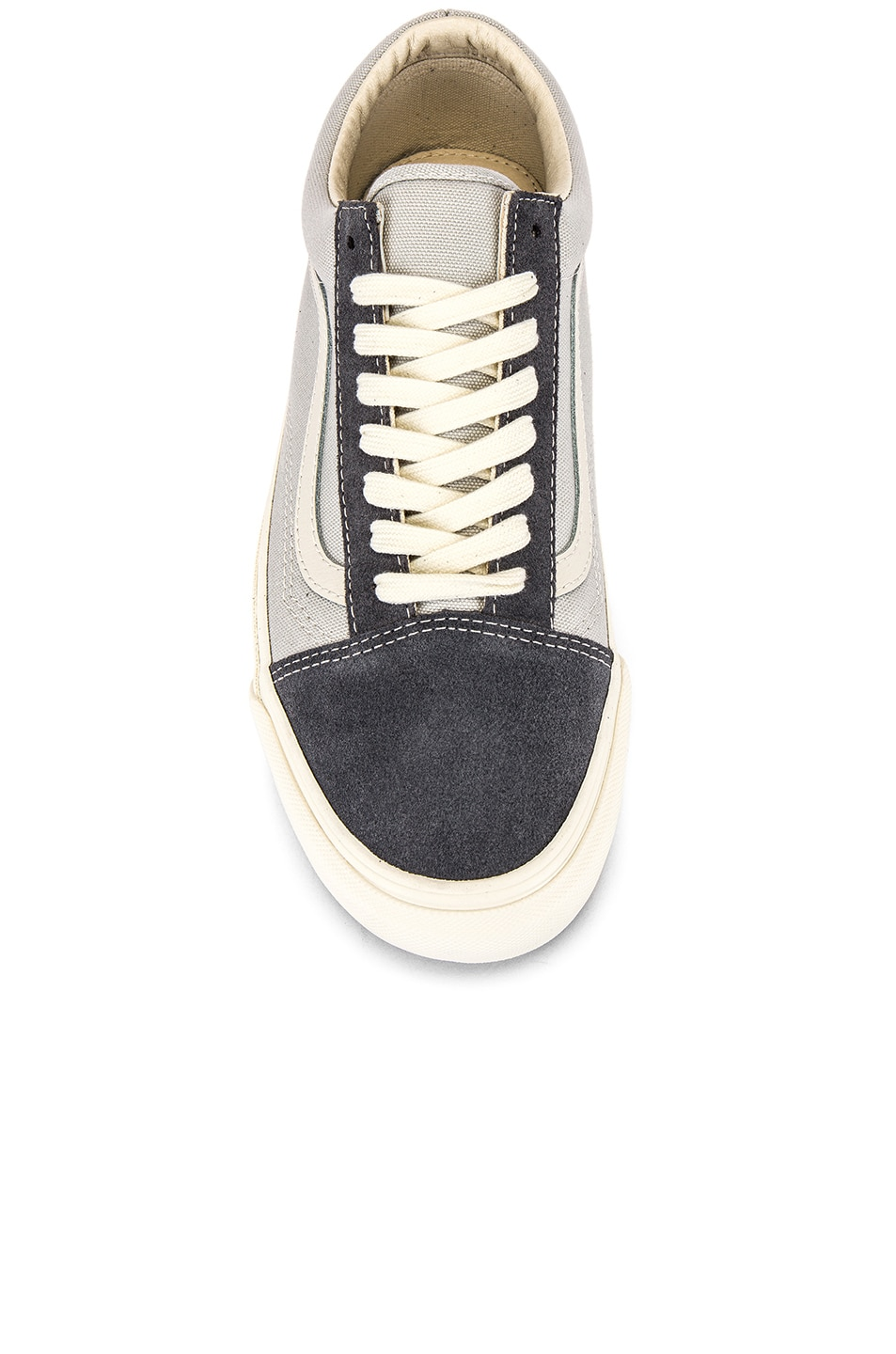 Image 4 of Vans Vault OG Style Old Skool LX in Pearl Gray & Multi