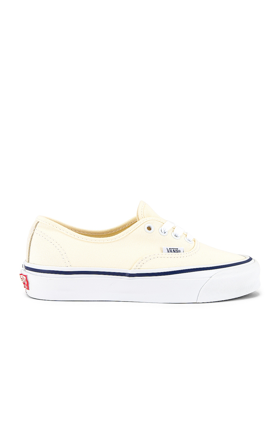 Image 1 of Vans Vault OG Authentic LX in Classic White
