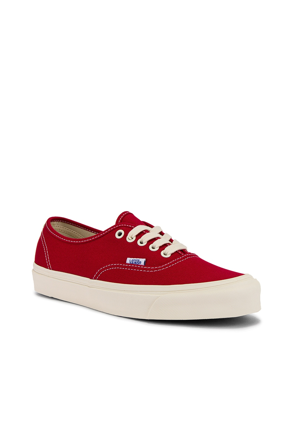 Image 2 of Vans Vault OG Authentic LX in Chili Pepper & Teak