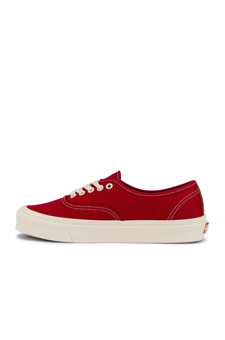 Image 5 of Vans Vault OG Authentic LX in Chili Pepper & Teak