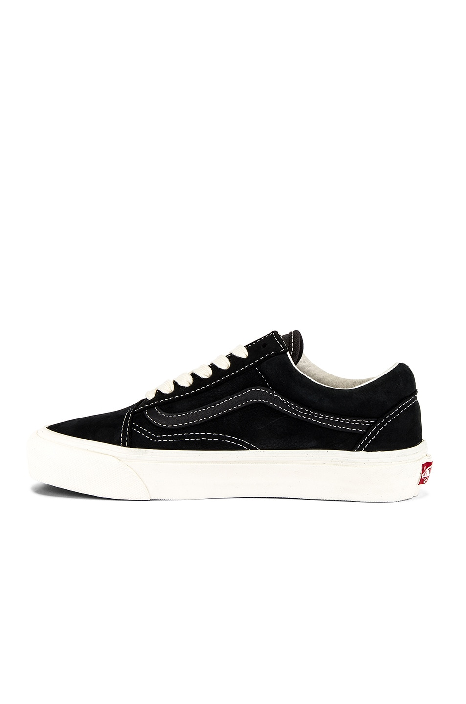 Image 5 of Vans Vault OG Old Skool LX in Raven & Black