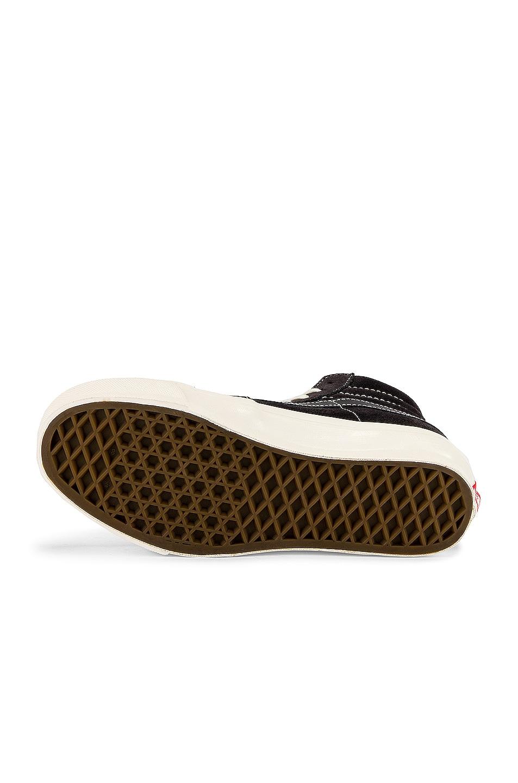 Image 6 of Vans Vault OG Style 138 LX in Asphalt & Black