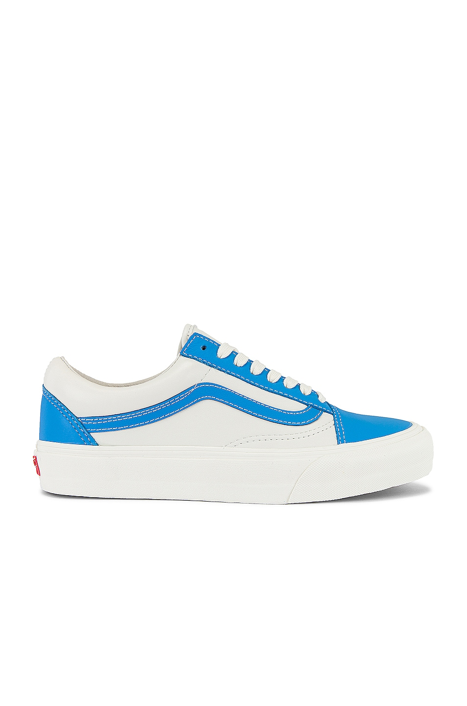 Image 1 of Vans Vault Old Skool VLT LX in Bonnie Blue & Marshmallow