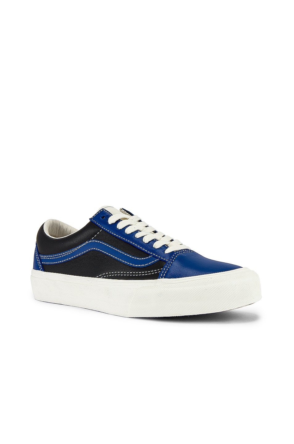 Image 1 of Vans Vault Old Skool VLT LX in True Blue & Marshmallow