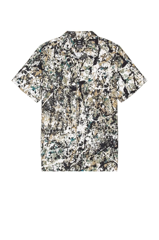 Image 1 of Vans x MOMA Jackson Pollock Shirt in Pollock