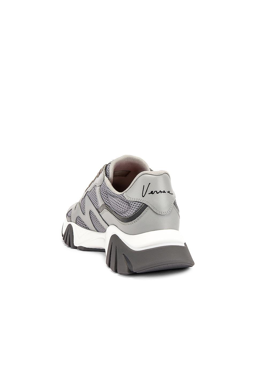 Image 3 of VERSACE Sneaker in Light Grey