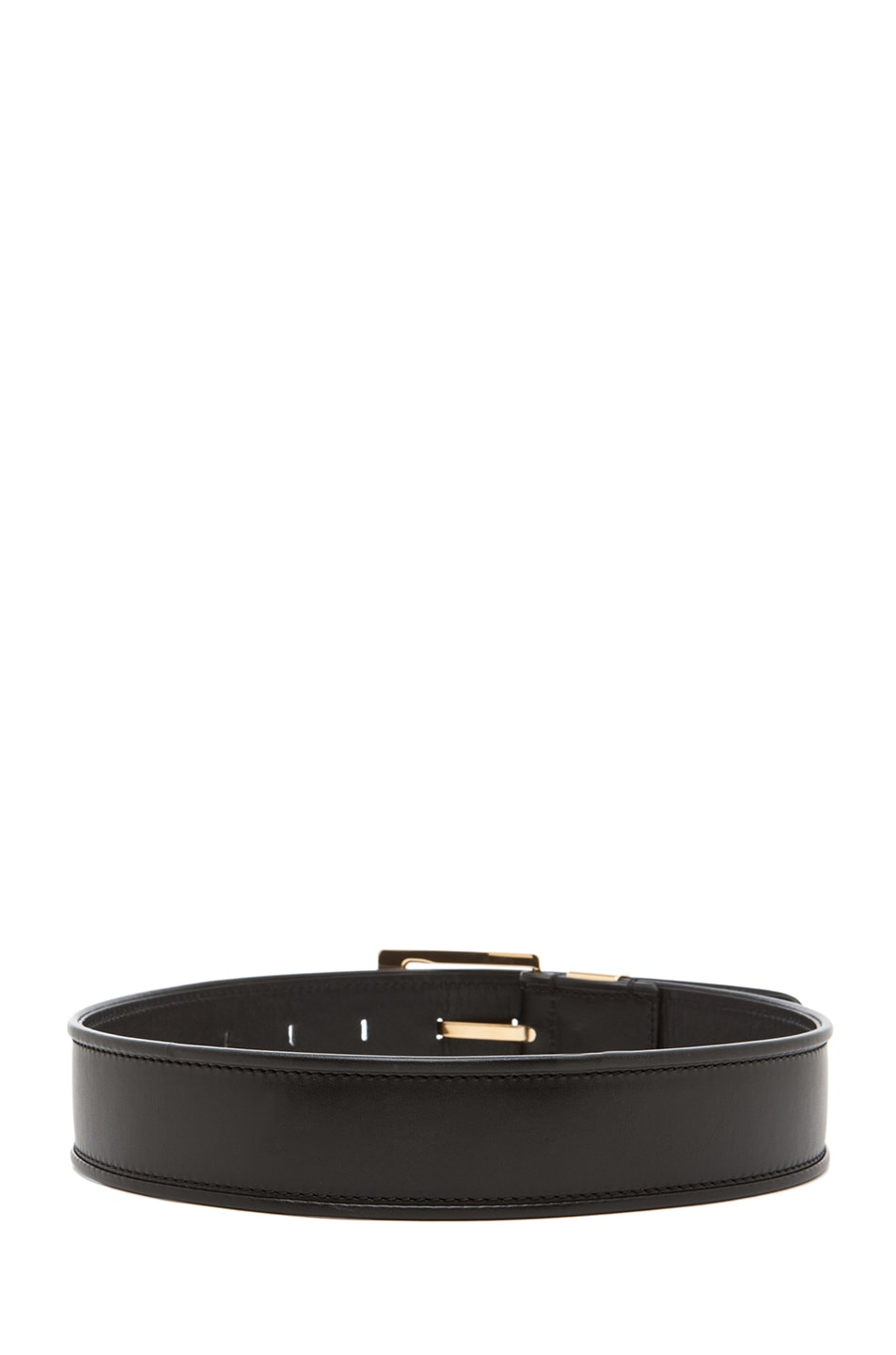 Image 4 of VERSACE Belt with Pouch in Black