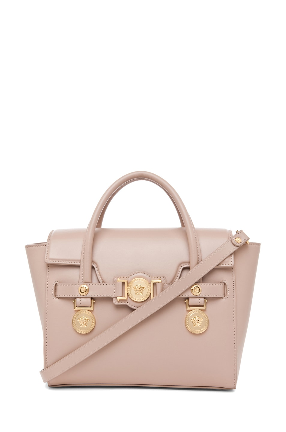 Image 1 of VERSACE Signature Handbag in Blush