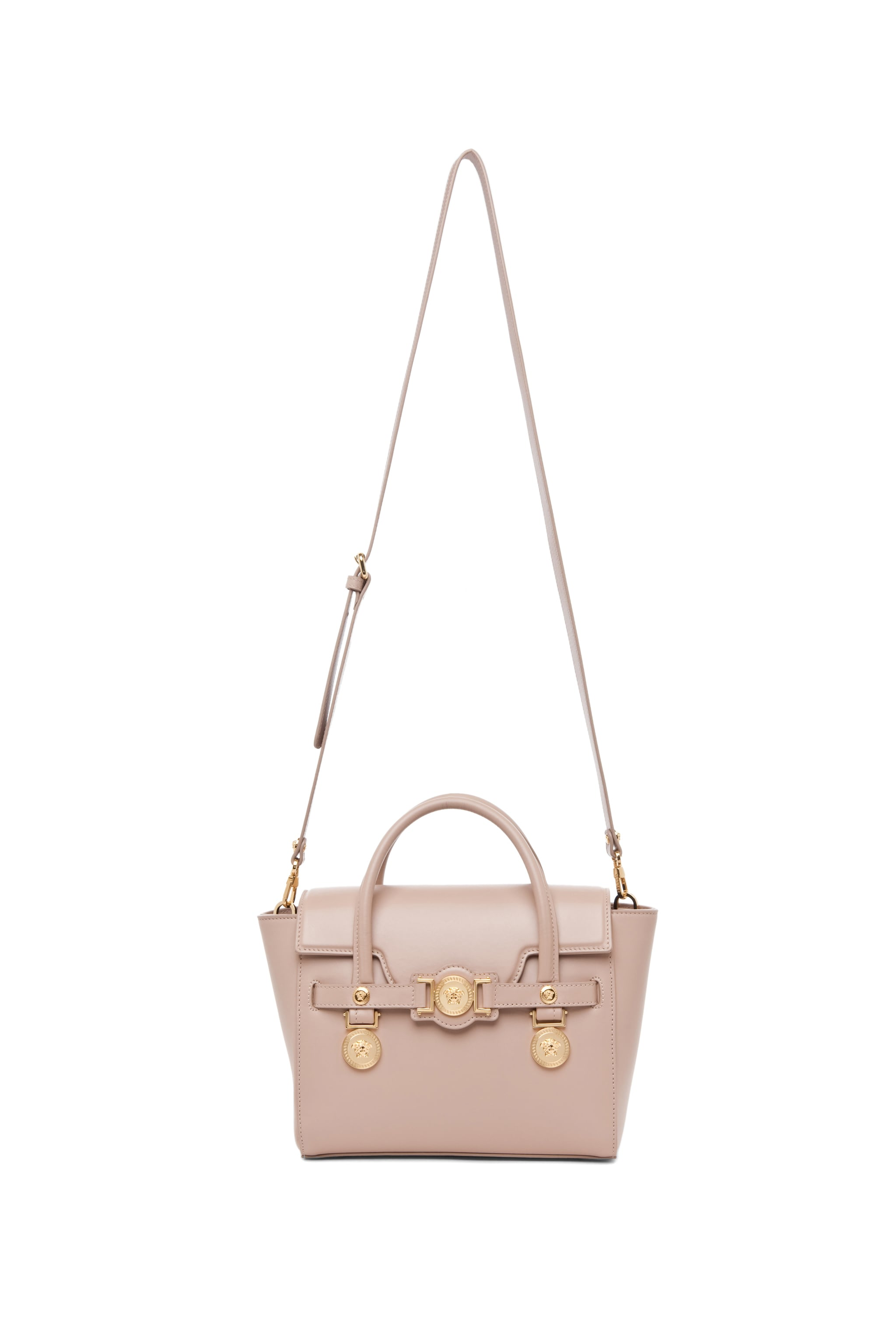 Image 5 of VERSACE Signature Handbag in Blush