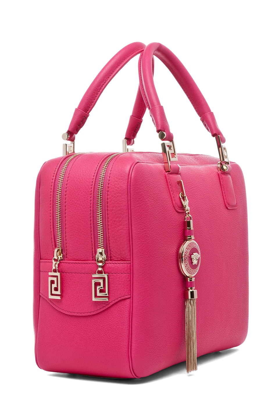 Image 3 of VERSACE Handbag in Pink