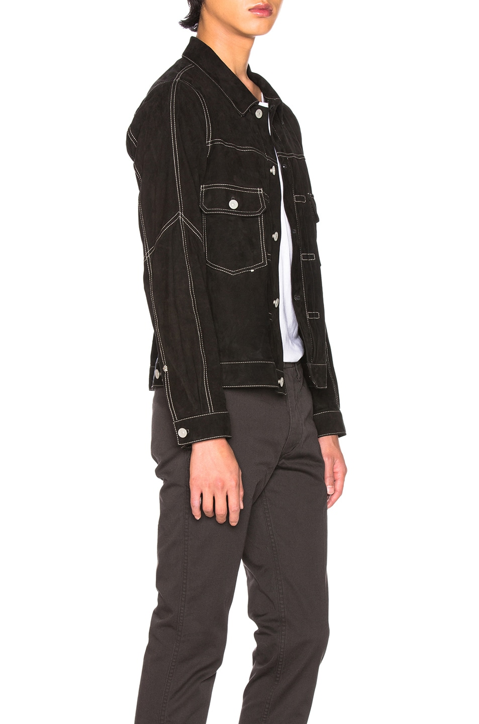 30%OFF Visvim Italian 101 Jacket Black