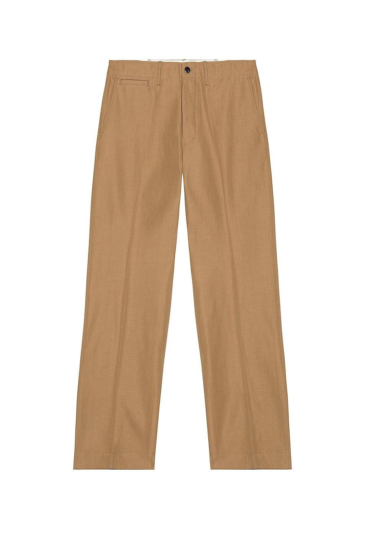 Image 1 of Visvim Chino Pants HW in Beige
