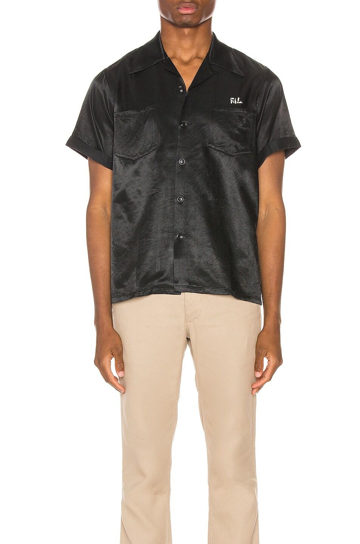 Image 2 of Visvim Irving Shirt in Black