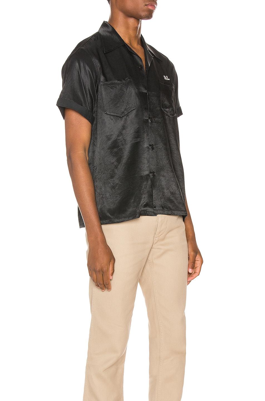 Image 3 of Visvim Irving Shirt in Black