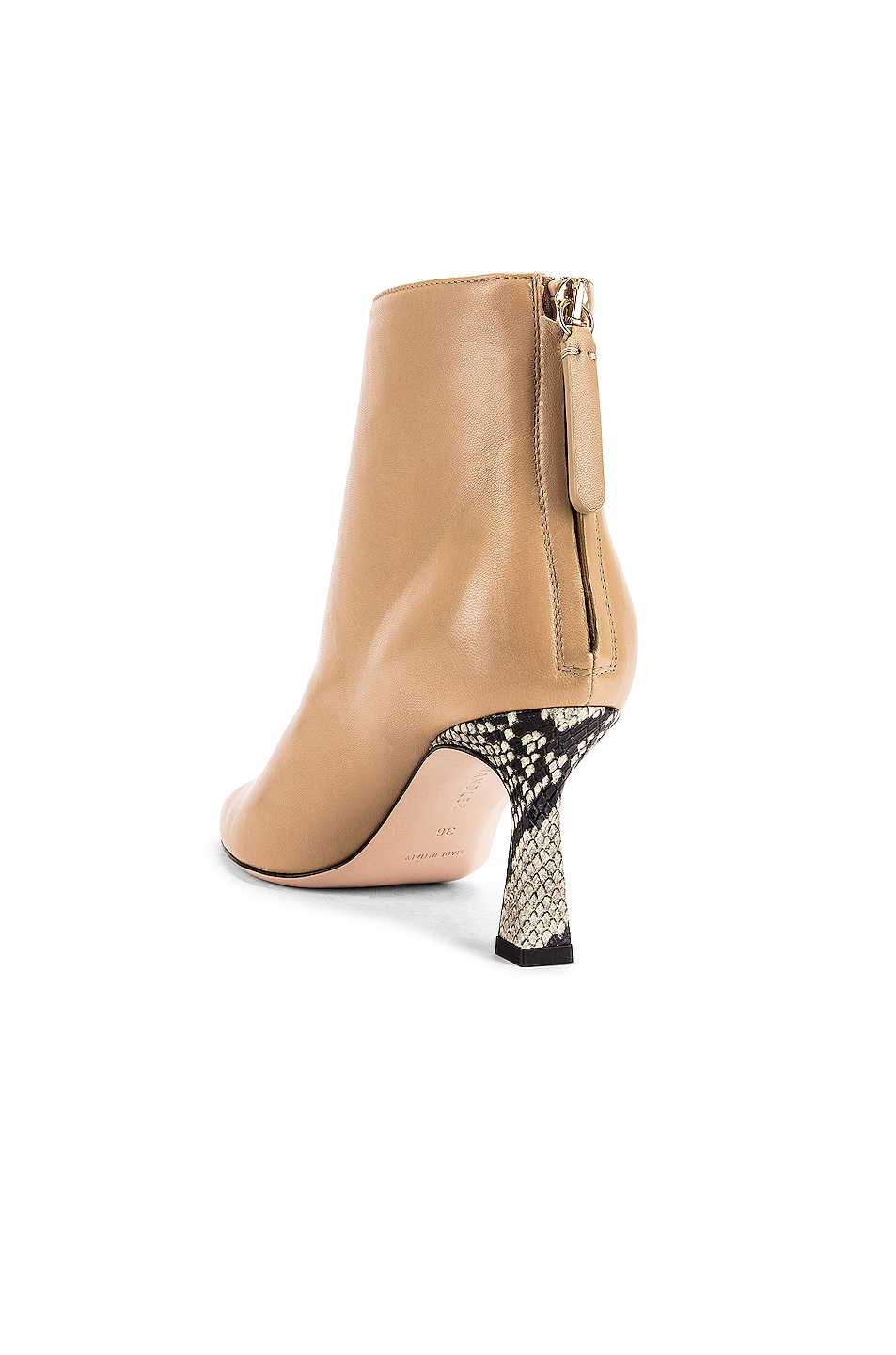 Image 3 of Wandler Lina Boots in Toast
