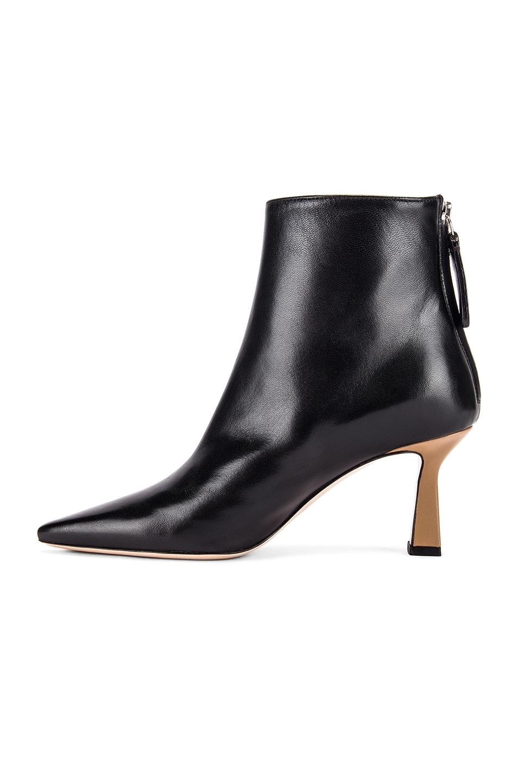 Image 5 of Wandler Lina Boots in Black & Khaki