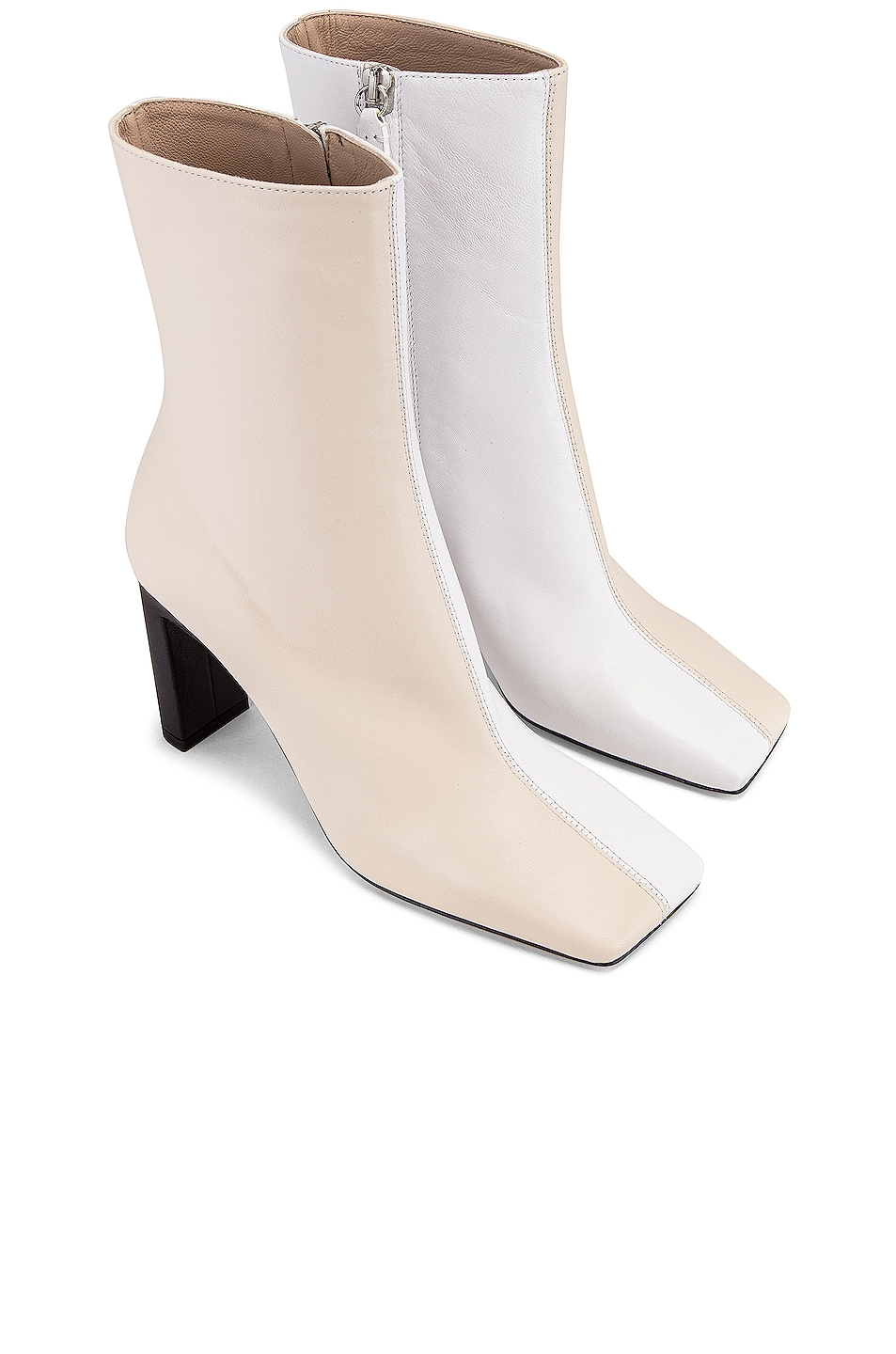 Image 1 of Wandler Isa Boots in Buttercream