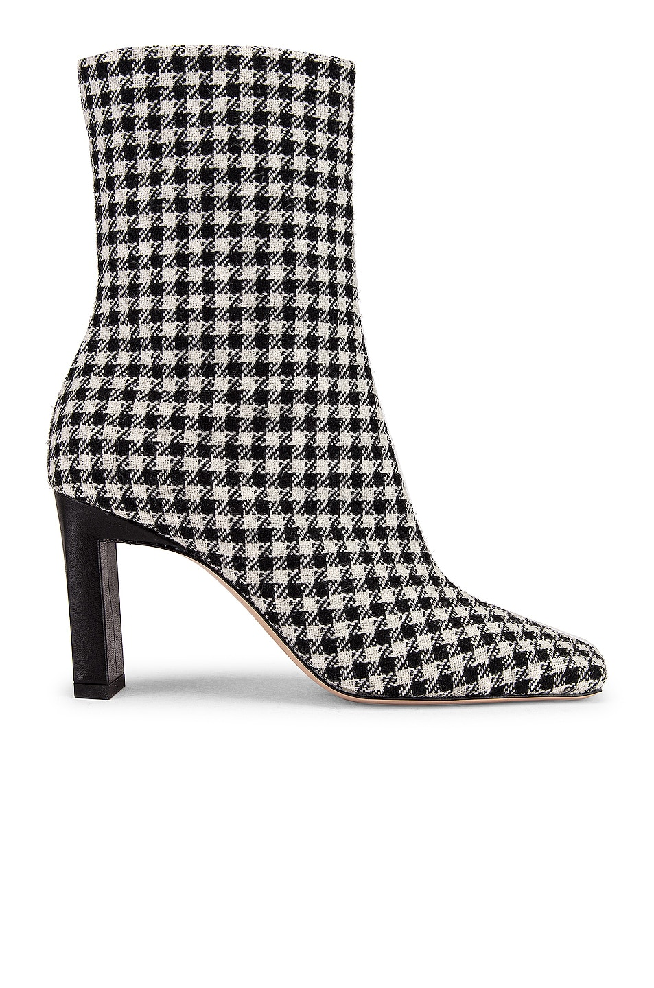 Image 2 of Wandler Isa Boot in Houndstooth