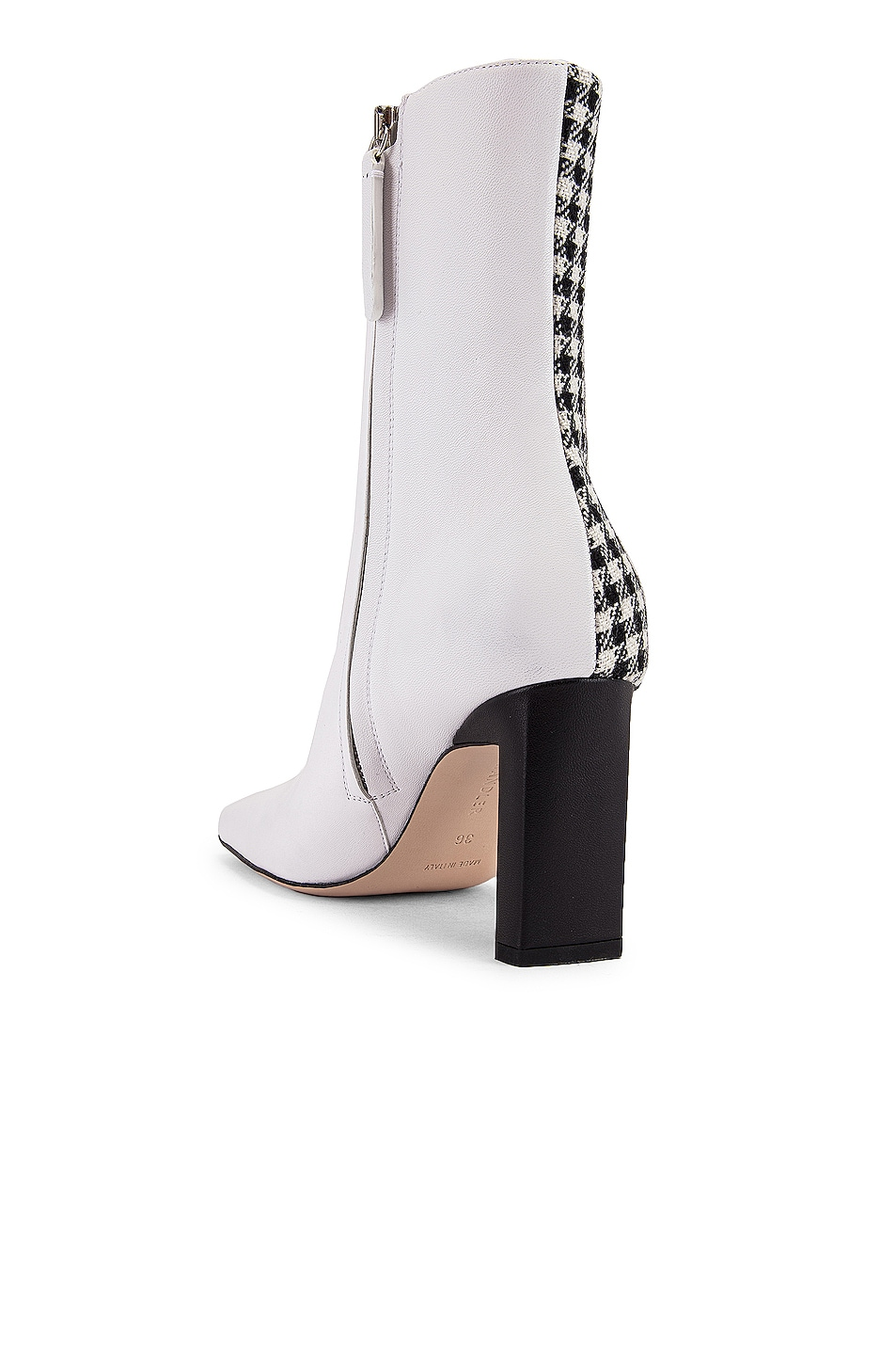 Image 4 of Wandler Isa Boot in Houndstooth