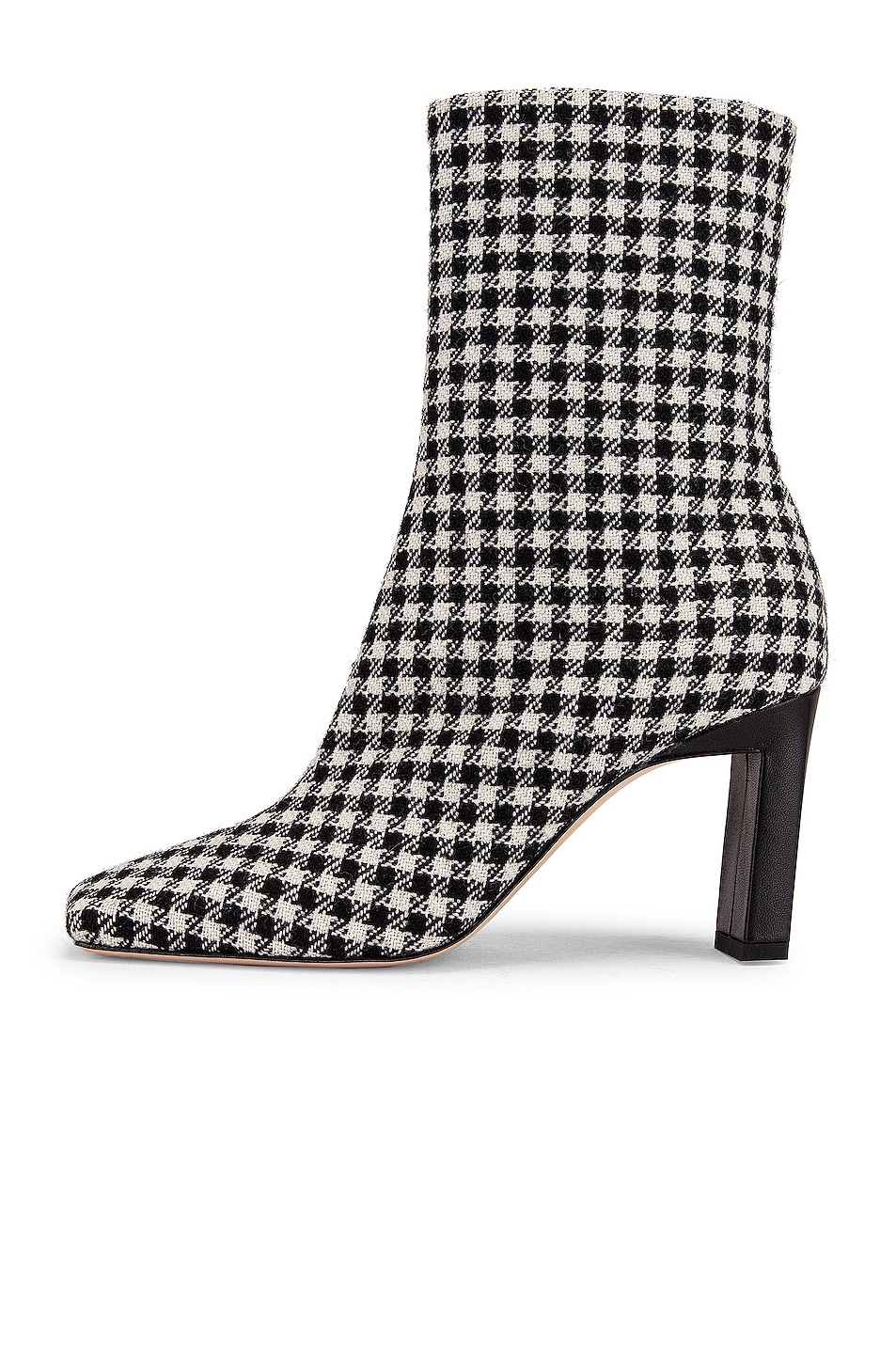 Image 7 of Wandler Isa Boot in Houndstooth